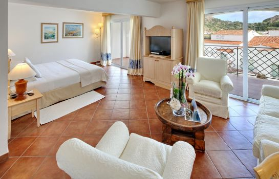 Junior Suite Grand Hotel Poltu Quatu Sardegna - MGallery by Sofitel
