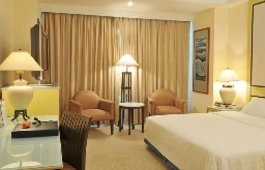 Single room (superior) Hainan Junhua Haiyi Hotel Formerly Meritus Mandarin Haikou