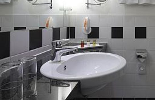 Bathroom InterCityHotel