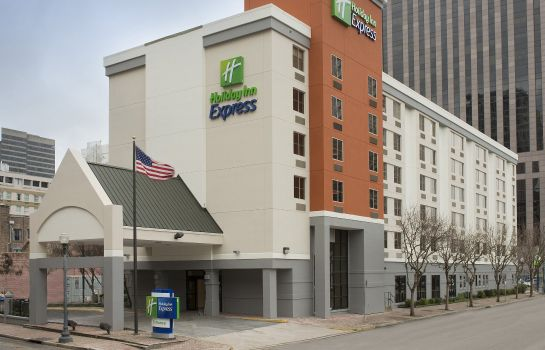 Hotelhalle Holiday Inn Express NEW ORLEANS DOWNTOWN