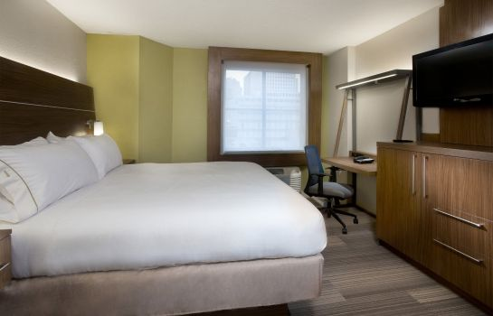 Chambre Holiday Inn Express NEW ORLEANS DWTN - FR QTR AREA