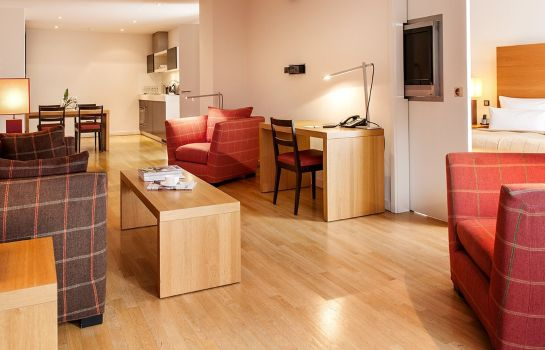Chambre Clipper Elb-Lodge Apartments Excellent