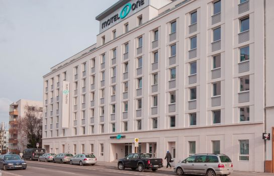 Vista esterna Motel One Mitte