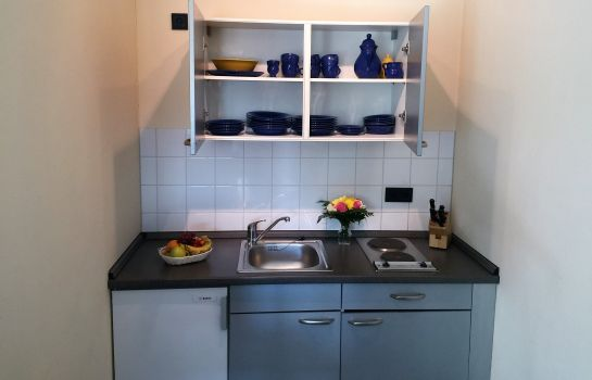 Kitchen in room Ambiente