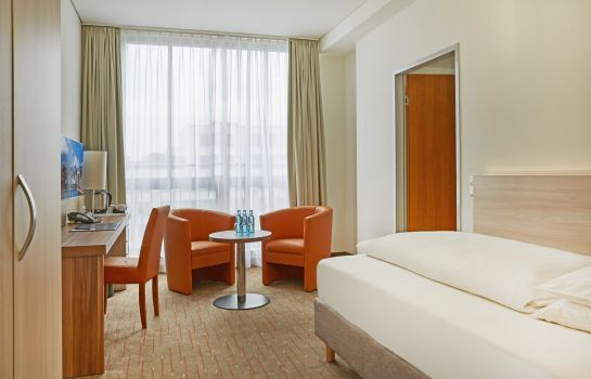 Single room (superior) H+ Hotel Berlin Mitte