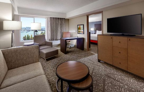Zimmer DoubleTree by Hilton San Francisco Airport North