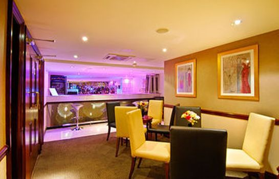 Hotelbar The Chilworth London Paddington