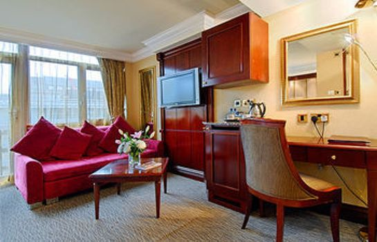 Standaardkamer The Chilworth London Paddington
