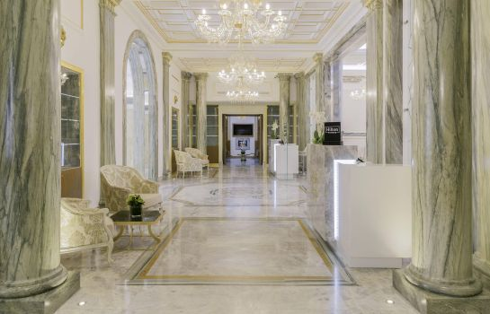 Hotelhalle Aleph Rome Hotel Curio Collection by Hilton