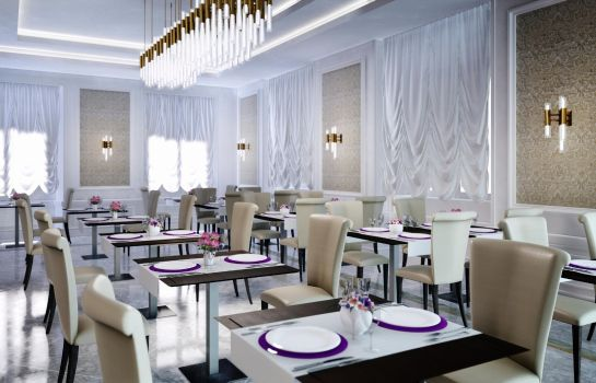 Restaurant Aleph Rome Hotel Curio Collection by Hilton