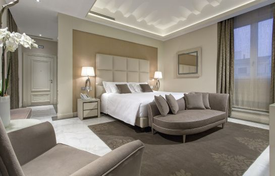 Suite Aleph Rome Hotel Curio Collection by Hilton