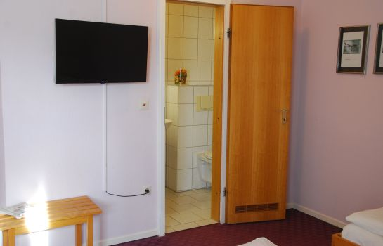 Chambre double (standard) Zur Altenburg