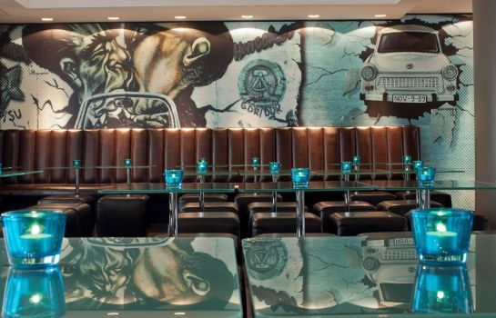 Hotel bar Motel One Mitte