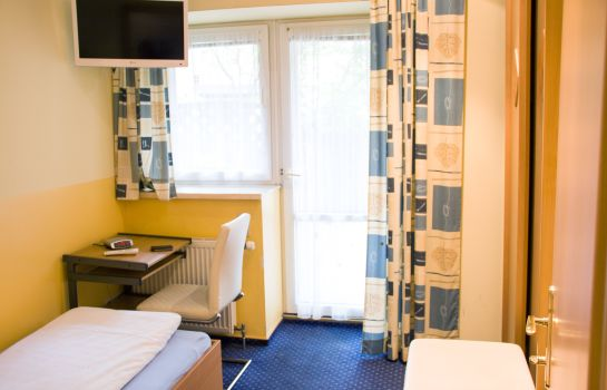 Chambre individuelle (standard) Hotel Alter Telegraf