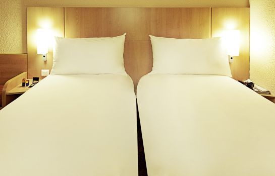 Standardzimmer ibis Hamburg Airport