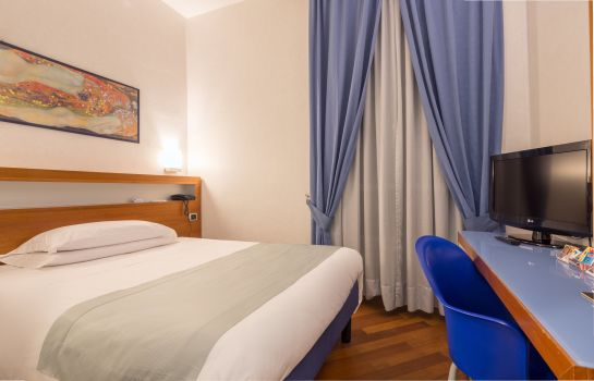 Chambre individuelle (confort) Best Western Plaza