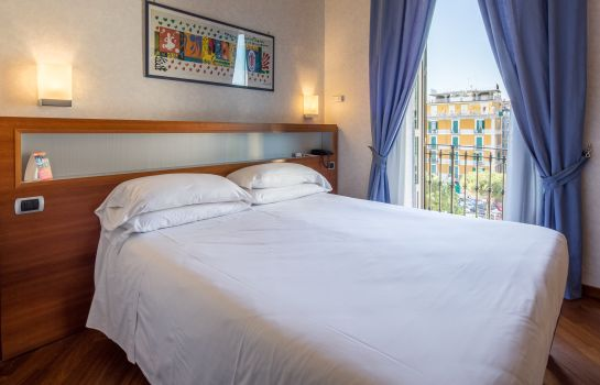 Chambre double (standard) Best Western Plaza