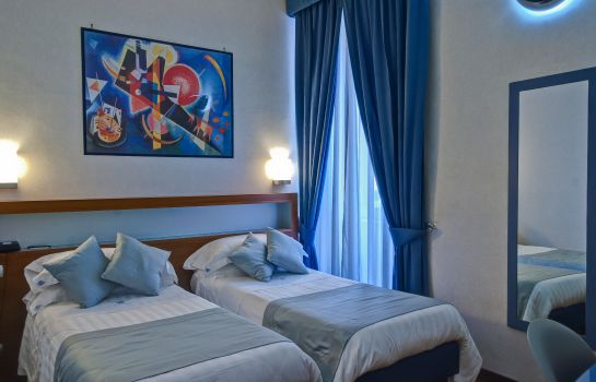 Chambre double (confort) Best Western Plaza