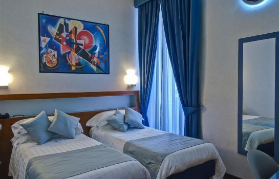 Chambre Best Western Plaza