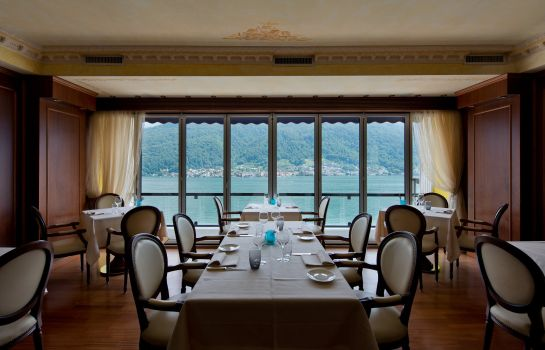 Restaurant Swiss Diamond Hotel Lugano