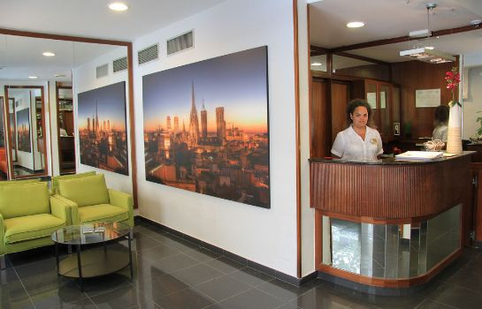 Reception H·TOP BCN City Hotel