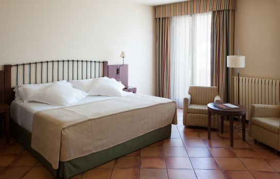 Chambre double (confort) NH Toledo