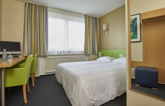 Double room (standard) Campus.Guest