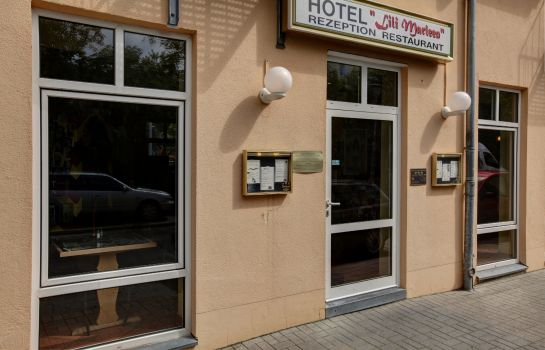 Exterior view Filmhotel Lili Marleen