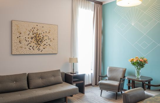 Suite junior Hotel Europeum