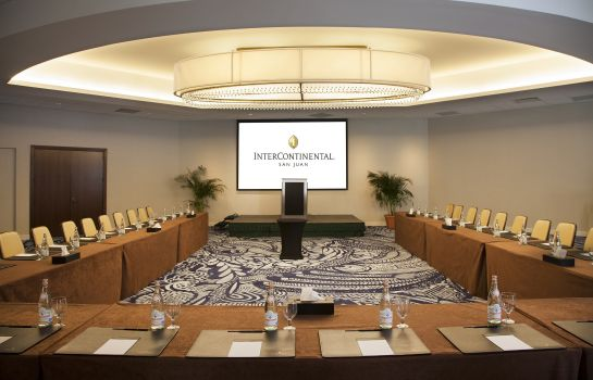 Sala congressi InterContinental Hotels SAN JUAN