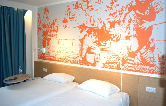 Einzelzimmer Standard ibis Styles Toulouse Nord Sesquières