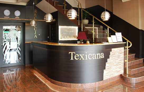 Reception Motel Texicana