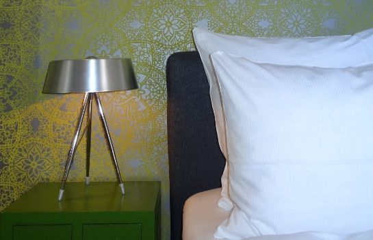 Chambre individuelle (standard) The Suitehotel