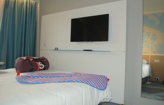 Doppelzimmer Standard ibis Styles Toulouse Nord Sesquières