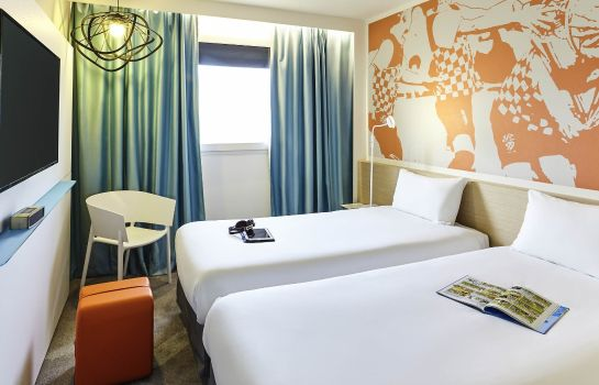 Zimmer ibis Styles Toulouse Nord Sesquières