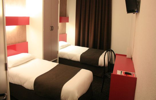 Double room (standard) Hotel de Bordeaux