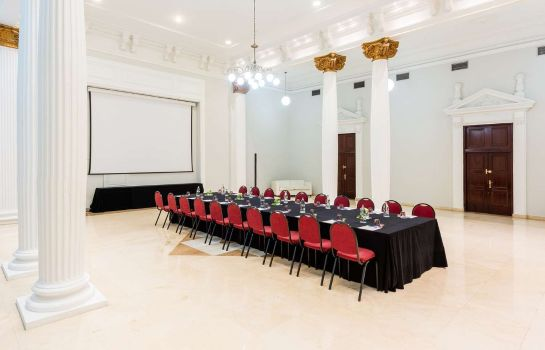Conference room TRYP Madrid Atocha Hotel