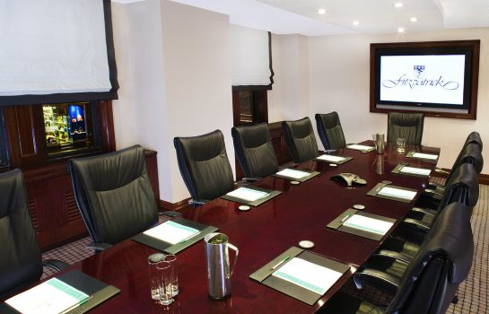 Conference room FITZPATRICK MANHATTAN HOTEL