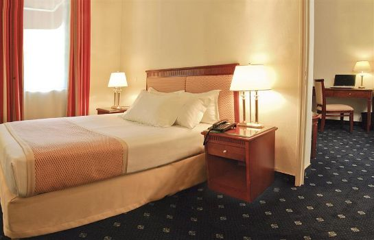 Zimmer Best Western Toulouse Centre Les Capitouls