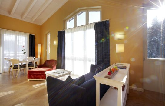 Suite Lenkerhof Gourmet Spa Resort