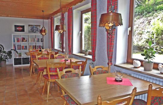 Leseraum Scottish Highlander Guesthouse