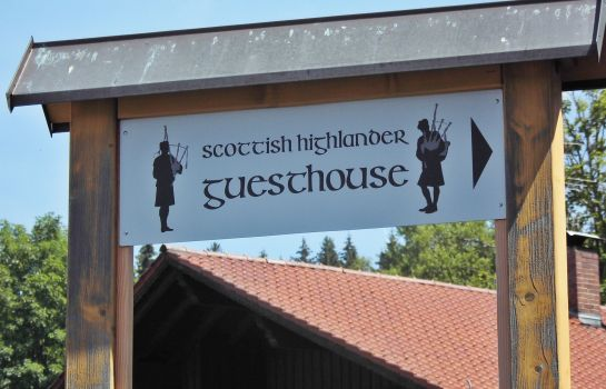 Umgebung Scottish Highlander Guesthouse