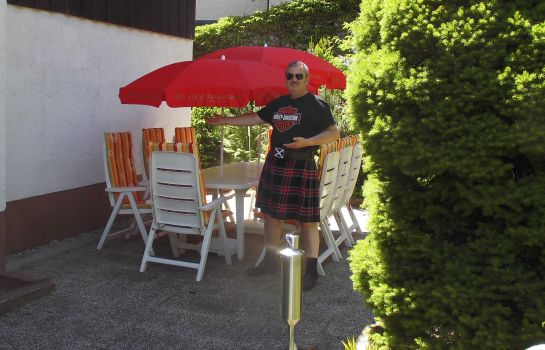 Terrasse Scottish Highlander Guesthouse
