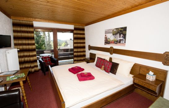 Doppelzimmer Komfort Scottish Highlander Guesthouse