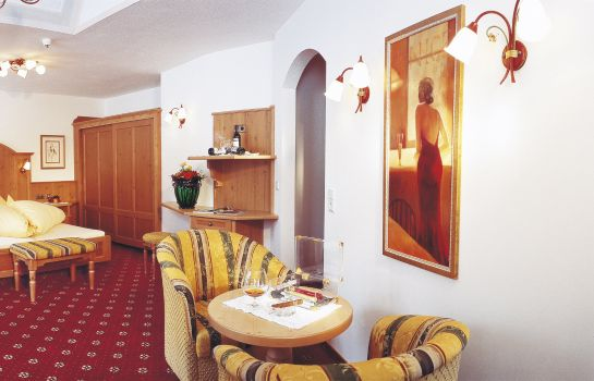Junior Suite Hotel Tirolerhof