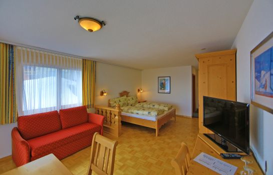 Junior suite Alpenrose