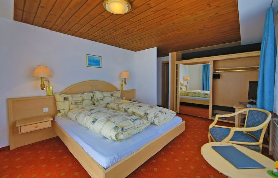 Double room (standard) Alpenrose