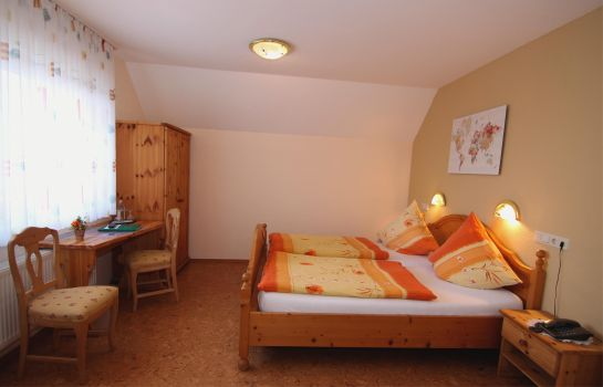 Double room (standard) Berghof