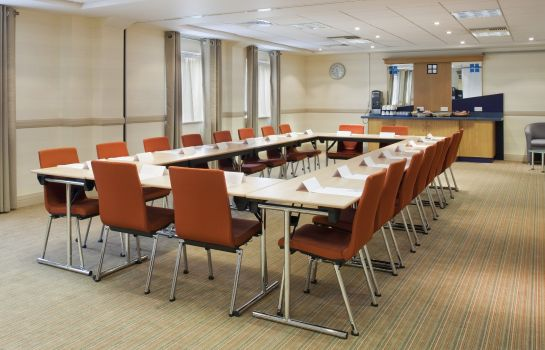 Conference room Holiday Inn Express BIRMINGHAM NEC