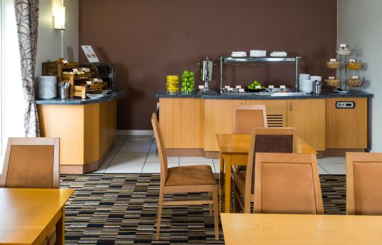 Restaurante Holiday Inn Express MANCHESTER - EAST